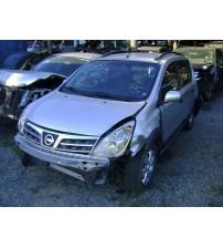 Borracha Contorno Porta Traseira Direita Nissan Livina 09/14