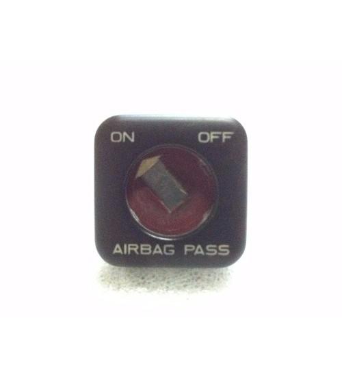 Botão On/off Airbag Passageiro Original Peugeot 206