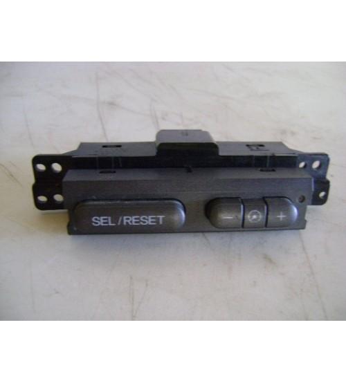 Botões Teclas Dos Instrumentos Odômetro New Civic 2007/2011