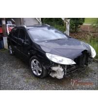 Bandeja Balança Dianteira Superior Esquerda Peugeot 407 Orig