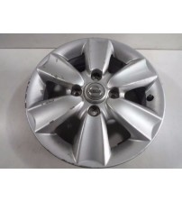 Roda Original Nissan Livina X-gear 2011 Aro 15 Usada Nº 2