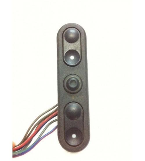 Botão Interruptor Vidro Elétrico Central Direito Omega 92/98
