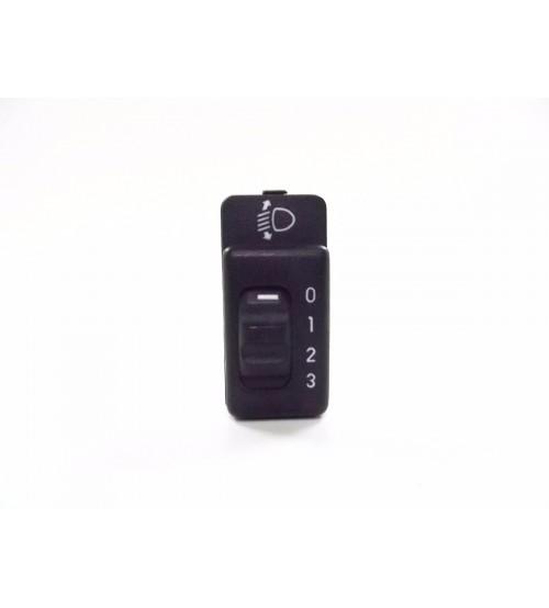 Botão Regulagem Altura Farol Vectra Calibra 95 Original