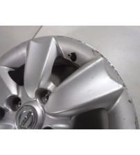 Roda Original Nissan Livina X-gear 2011 Aro 15 Usada Nº 3