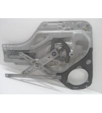 Máquina De Vidro Traseira Direita Kia Sportage 2005/2010