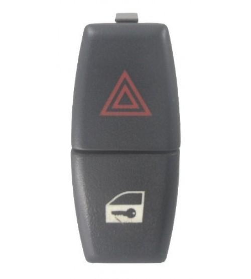 Botão Alerta E Trava Bmw X3 2004 A 2010 Original