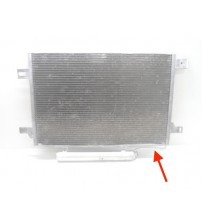 Condensador Do Ar Condicionado Mercedes B180 B200 2006 -2010