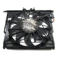 Eletroventilador Ventoinha Radiador Bmw 750i V8 2009 A 2012